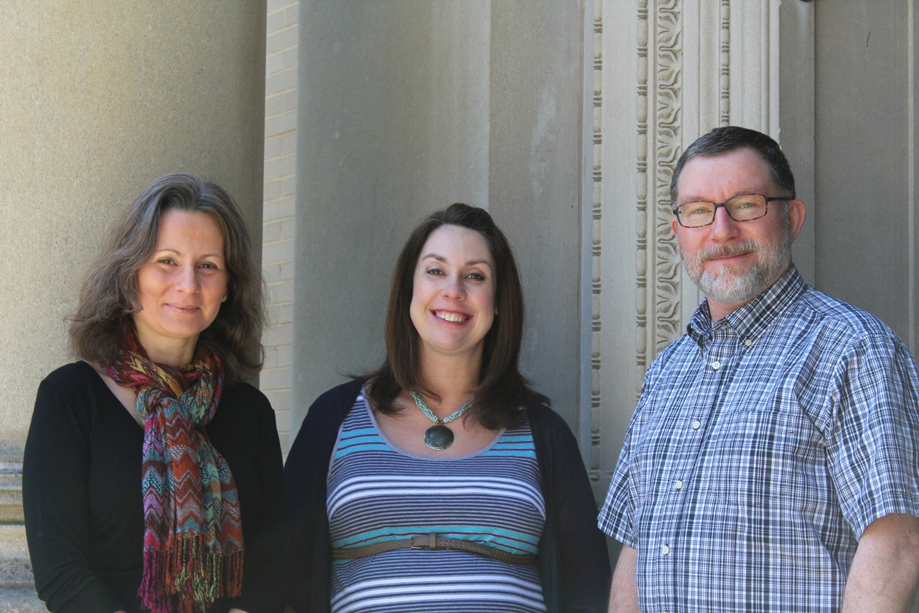 David Dzikowski, Ines Meyer-Hoess, and Amber Walker Jackson promoted to Senior Lecturer