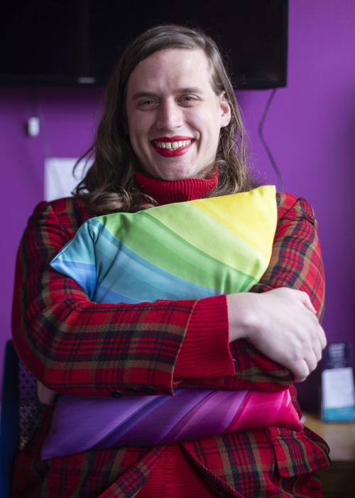 GRADS@WORK: PhD student lead author of an essay in special issue on Transgender Rhetorics