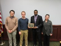 PSU Speech and Debate Society defeats Pitt, shines in tournaments