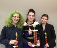 Speech and Debate: First Place Sweepstakes Award