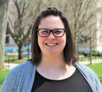 """Student Services Coordinator receives """"You Rock"""" award by College of Liberal Arts"""