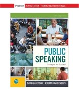 Public Speaking: Strategies for Success, Ninth Edition